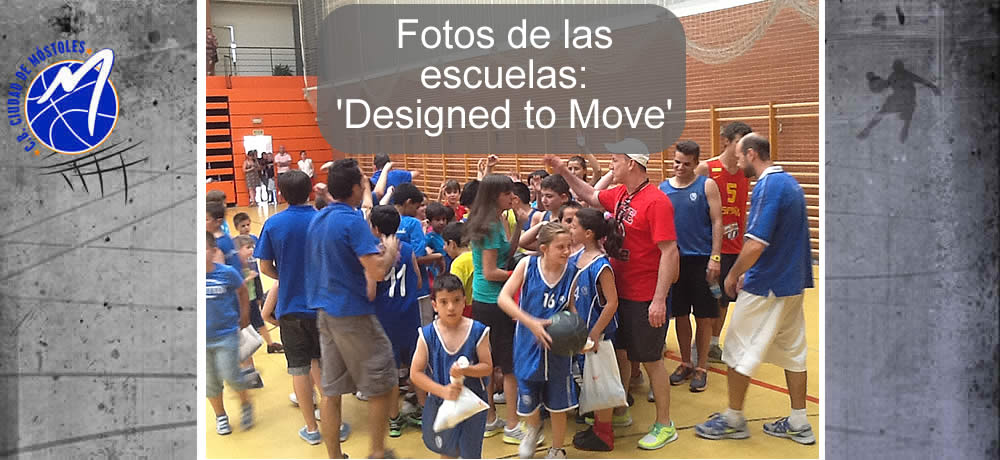Fotos de las Escuelas 'Designed to Move'
