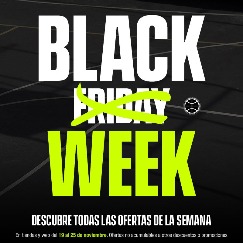 63e3914248b `Black Week´en Basket Revolution